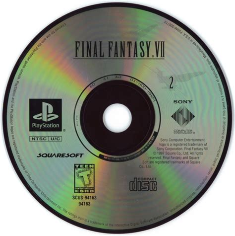are these ff7 cds a forgery gaming