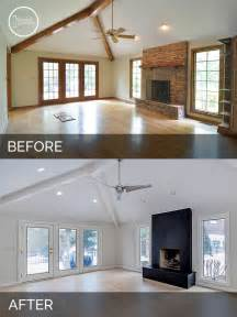 home remodel before and after best 25 before after home ideas on before