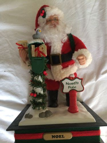 holiday creations santa doll for sale creations santa for sale classifieds