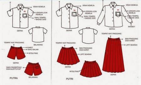 Jahitan Seragam Sekolah tips memilih seragam sekolah yang bagus penjahit murah