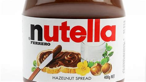 printable nutella label 10 nutty nutella facts the list love