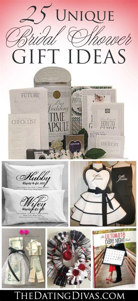 great bridal shower gifts 60 best creative bridal shower gift ideas