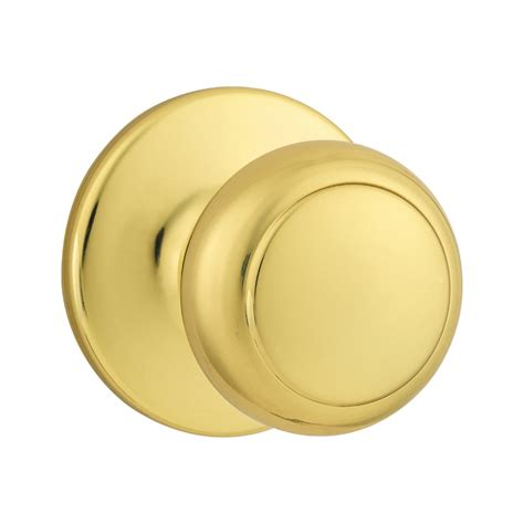Quickset Door Knobs by Kwikset Cove 200cv Passage Door Knob Factory Direct Hardware
