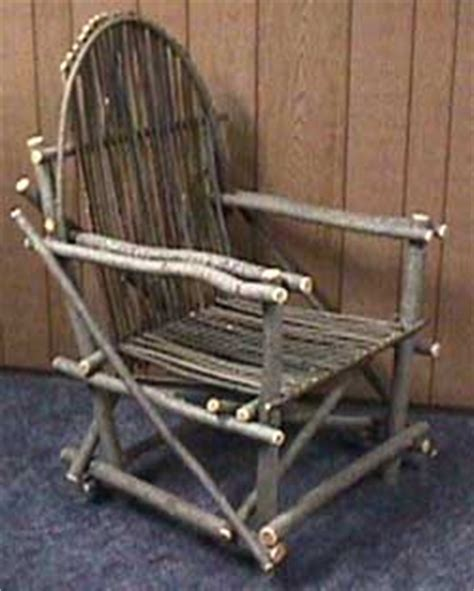 Build A Recliner by How To Make A Willow Chair