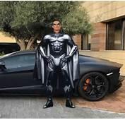 Cristiano Ronaldo And His Lamborghini Aventador Trolled
