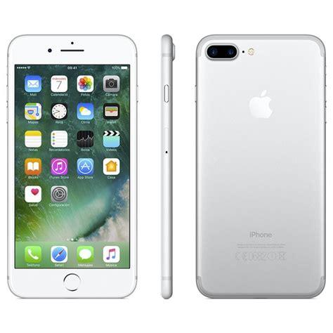 iphone   gb plata ktronix tienda