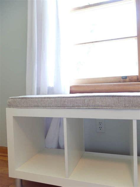 ikea bench cushion telafante blog   bookshelf