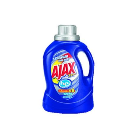 ajax 2x he laundry detergent variety coffee office