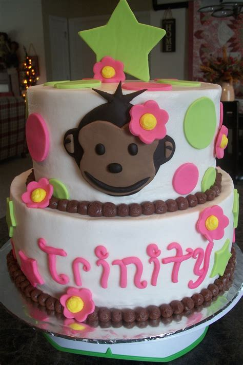 monkey birthday cake template s monkey birthday cake cakecentral