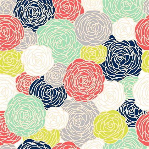 removable wallpaper blossom print multi