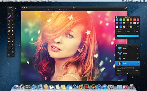 graphics editing app pixelmator receives large blueberry
