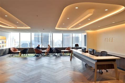 Desk Space Sydney by 122 Best Wood Look Flooring Design In Offices Images On