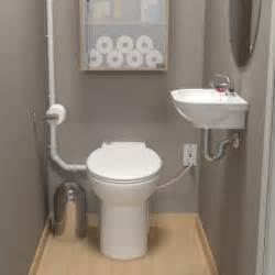 saniflo sanicompact self contained toilet system