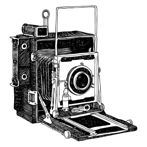 imagenes vintage camaras old timey vintage camera drawing by karl addison old