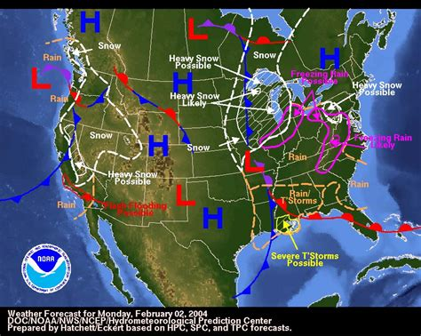 us weather on map noaa news story 2161