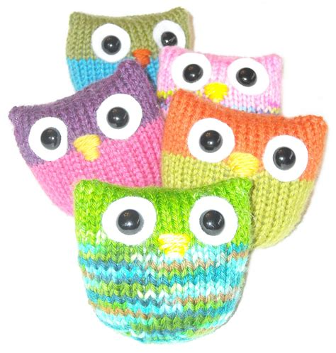 how to knit a owl owl knitting patterns in the loop knitting