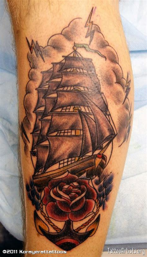 traditional pirate ship tattoo s combos pj ink inspired collection