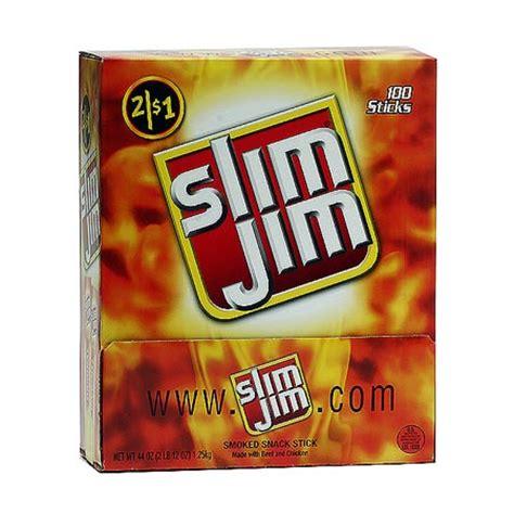 slim jim price slim jim 2 1 00 100ct snacks snacks
