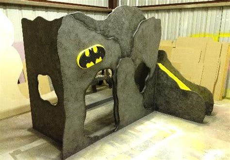 Batman Bunk Bed Boys Beds Unique Custom Themed Kids Batman Bunk Beds