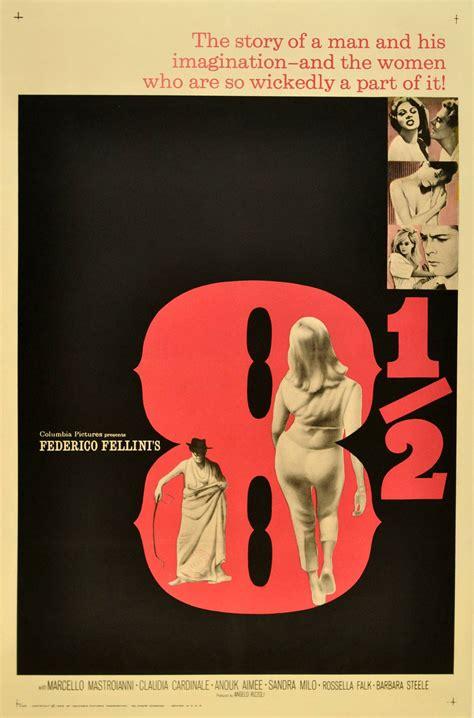 Sinensa Original original vintage poster for federico fellini s award