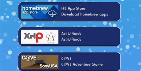 best homebrew apps wii psp homebrew app store mommygop