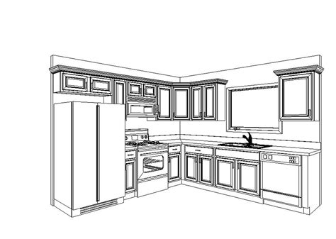 small home design with creative simple kitchen cabinets layout designs photos