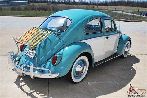 vintage volkswagen bug beautiful california beetle classic