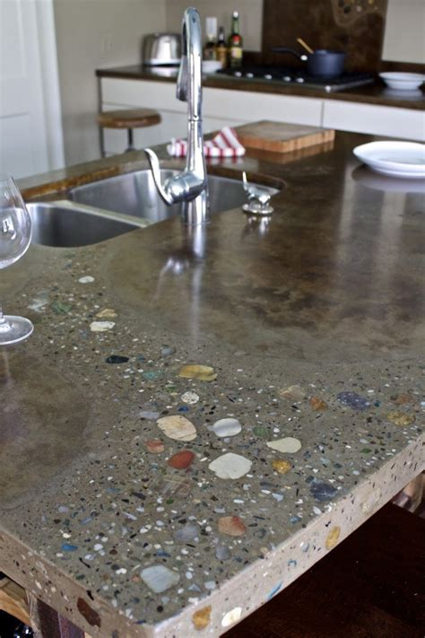 Glass Cement Countertops by Image Result For Cement Countertops Home Decor In 2019