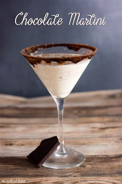 martini chocolate chocolate martini by the baker for choctoberfest
