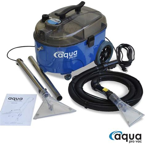 aquapro auto detail and carpet cleaning machine 20110521