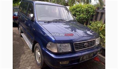 Toyota Kijang Kapsul Lgx 2001 toyota kijang kapsul lgx 2001 bensin manual