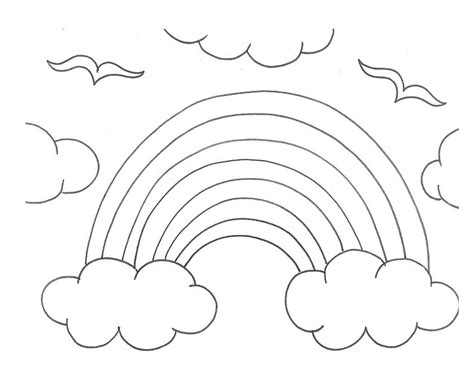 rainbow coloring page with color names rainbow brite coloring pages az coloring pages