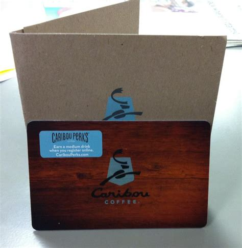 Caribou Coffee Gift Card - caribou coffee card imagesvolavolavola