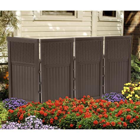 wicker panels for patio screen enclosure outdoor garden fence furniture