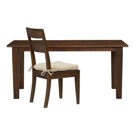 dining table crate and barrel dining table