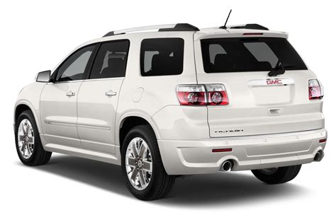2012 Gmc Reviews by 2012 Gmc Acadia Reviews And Rating Motor Trend