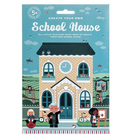 create your own house create your own school house by clockwork soldier