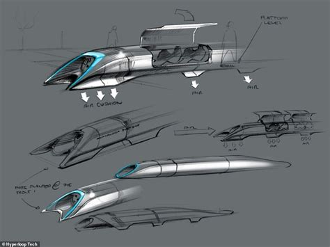 tesla hyper loop elon musk s hyperloop is successfully demonstrated in las