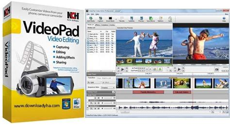 tutorial penggunaan videopad video editor tutorial videopad video editor angon data