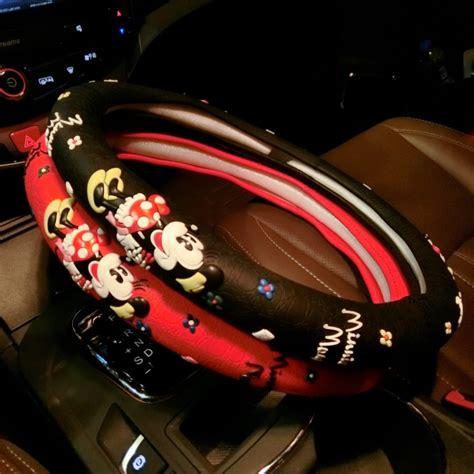 Cover Motor Cowok 1 aliexpress buy steering wheel covers mickey mouse printed car steeing wheel