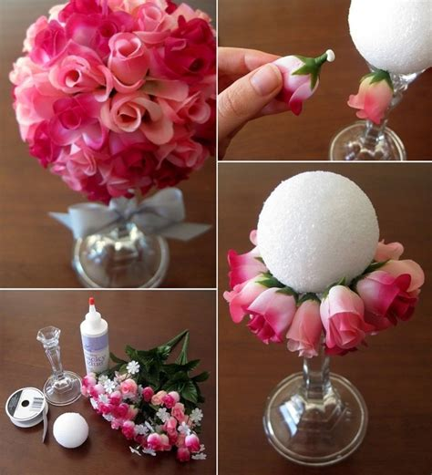 1 Set Tissue Paper Flower Balls Penghias Meja For 17 best images about lollipop topiary on blues rock crepe paper flowers and