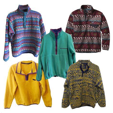 vintage 90 s fleece jackets dust factory vintage