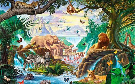 imagenes de animales de la selva garden animales de la selva seis fondos de pantalla animales de