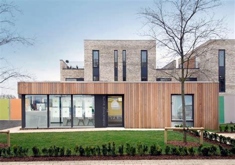 uffici prefabbricati in legno ecospace architettura sostenibile bioedilizia a