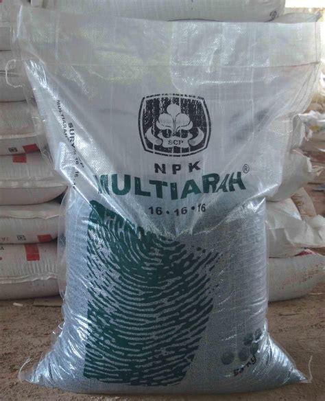 Pupuk Npk Mutiara Tani cara mudah membuat pupuk npk mutiara sendiri di rumah
