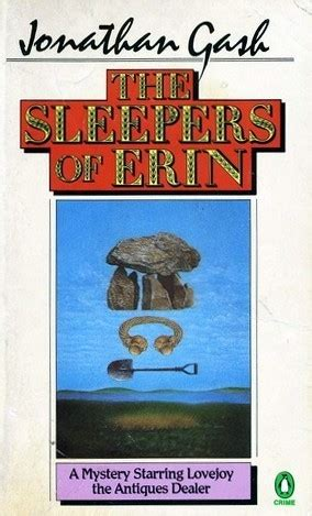 The Sleepers Book by The Sleepers Of Erin Lovejoy 7 By Jonathan Gash