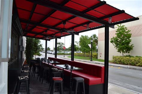 miami awnings miami fl commercial awning service custom awning shade