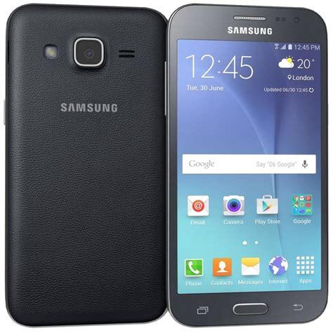 Samsung J2 Free samsung galaxy j2 black 3d model