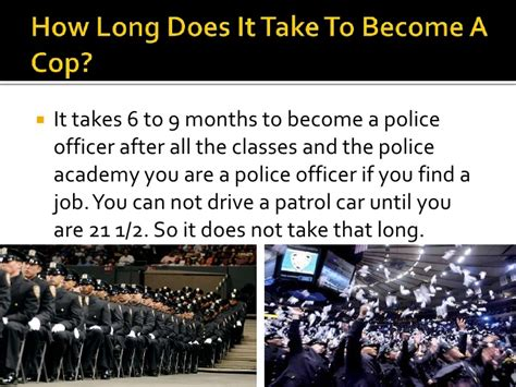 How Does It Take To Be A Officer by Becoming A Officer Power Point Part 2