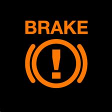 Emergency Brake Light System The Brake Warning Light Is On Auto Repair Help